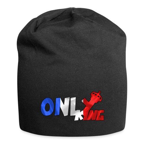 Logo ONLY KING edition francaise - Bonnet en jersey