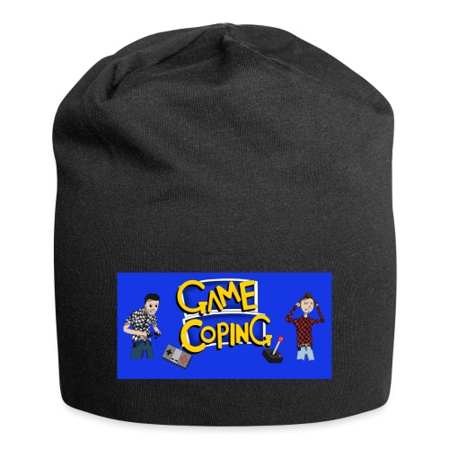 Game Coping Angry Banner - Jersey Beanie