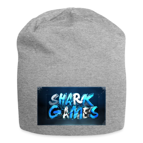 SharkGames - Beanie in jersey