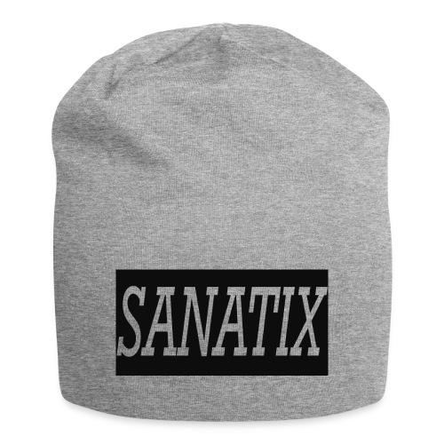 Sanatix logo merch - Jersey Beanie
