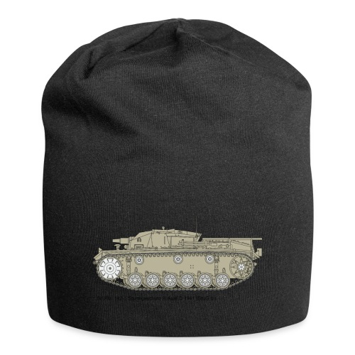 Stug III Ausf D. - Jersey-Beanie