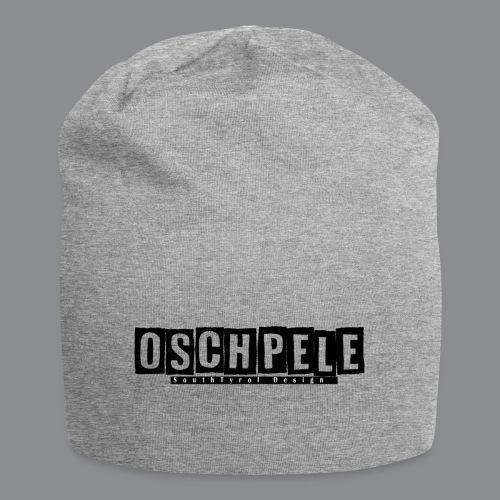 oschpele Kachelform - Jersey-Beanie