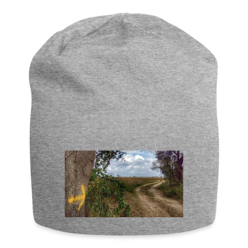 the way - Beanie in jersey