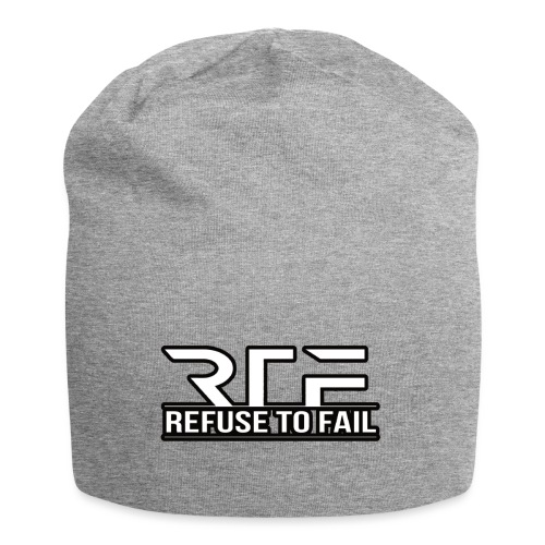 Refuse to fail - Jersey Beanie