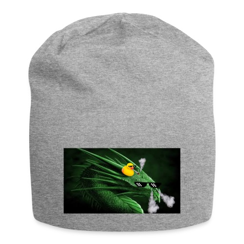 Collab With buymymerch/pizza! - Jersey-Beanie