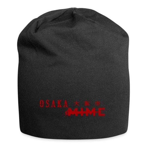 Osaka Mime Logo - Jersey Beanie