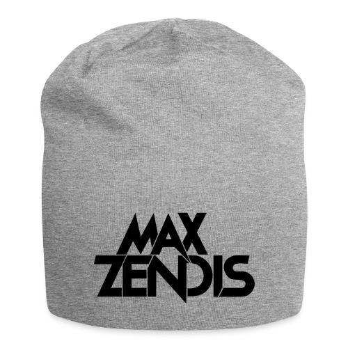 MAX ZENDIS Logo Big - White/Black - Jersey-Beanie