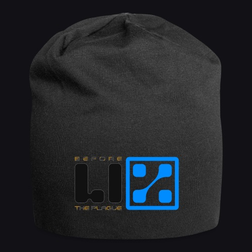 LIZ Before the Plague (Logo) - Beanie in jersey