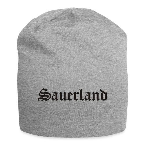 Sauerland - Jersey-Beanie