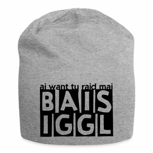 BAISIGGL square - Jersey-Beanie