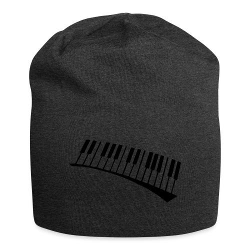 Piano - Gorro holgado de tela de jersey