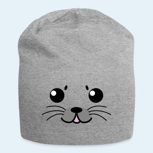 Foca bebé (Cachorros) - Gorro holgado de tela de jersey