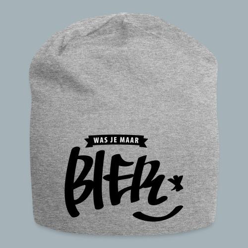 Bier Premium T-shirt - Jersey-Beanie