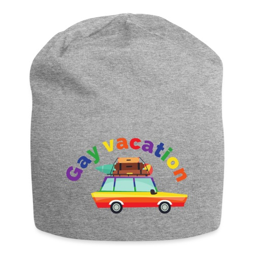 Gay Vacation | LGBT | Pride - Jersey-Beanie