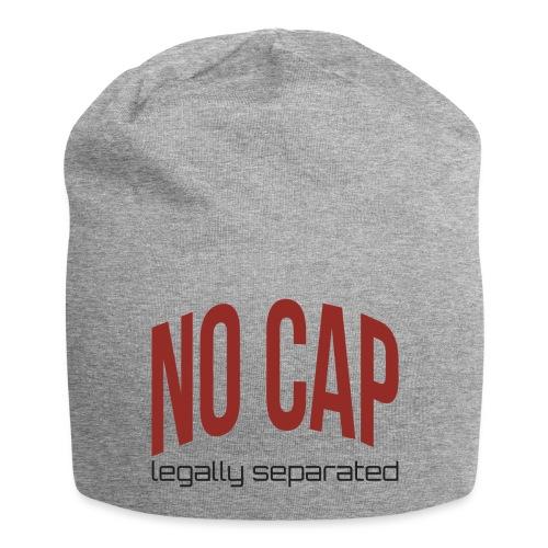 Bez czapki - Czapka krasnal z dżerseju