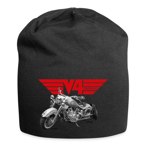 V4 Motorcycles red Wings - Jersey-Beanie