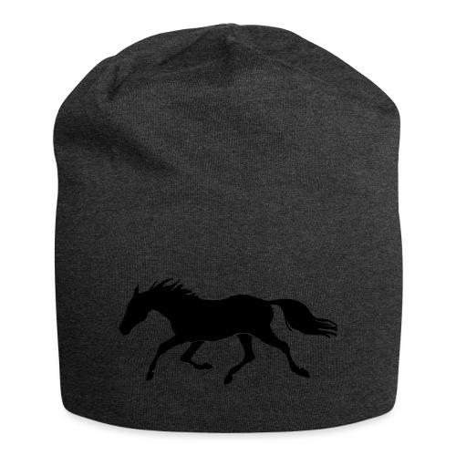 Cavallo - Beanie in jersey