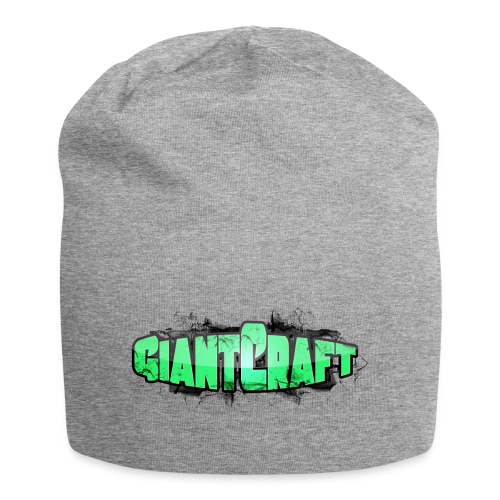 Badge - GiantCraft - Jersey-Beanie