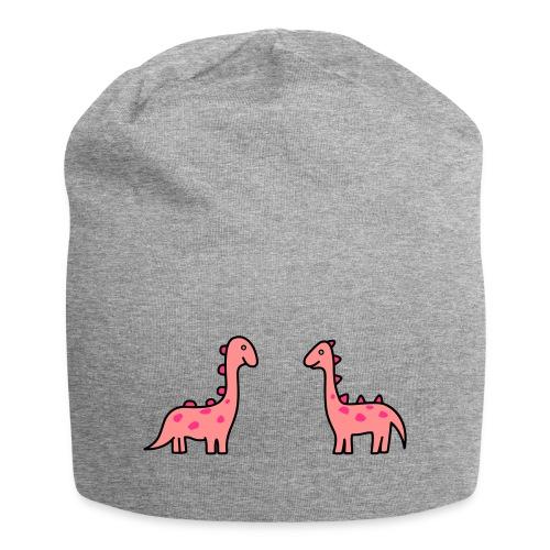 Mochila de Dinosaurios - Gorro holgado de tela de jersey