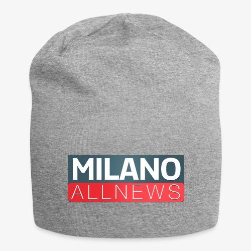Milano AllNews Logo - Beanie in jersey