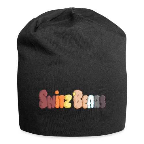 Switz'Bears logo lettre poilue - Bonnet en jersey