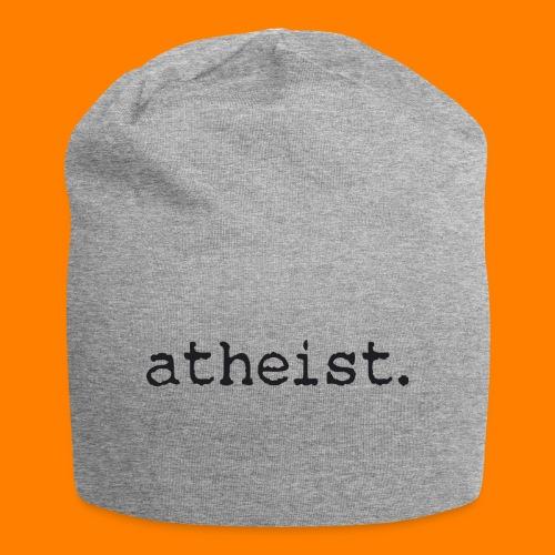 atheist BLACK - Jersey Beanie