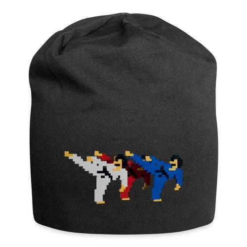 8 bit trip ninjas 2 - Jersey Beanie