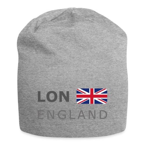 LON ENGLAND BF dark-lettered 400 dpi - Jersey Beanie