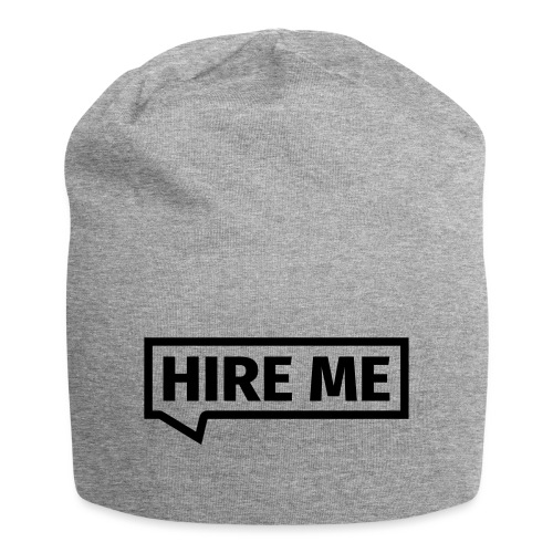 HIRE ME! (callout) - Jersey Beanie