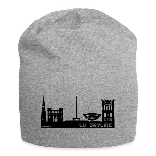 Lu skyline de Terni - Beanie in jersey