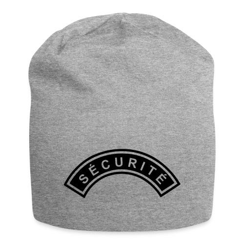 Ecusson Sécurité demilune - Bonnet en jersey