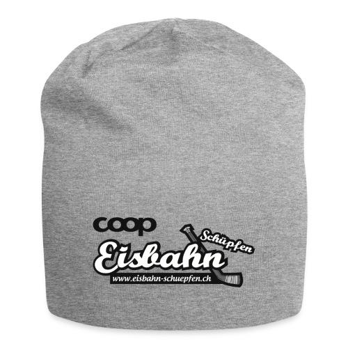 Coop-Eisbahn Schüpfen sw - Jersey-Beanie
