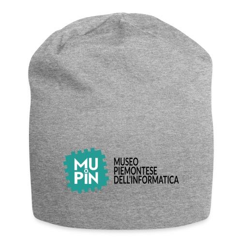 Logo Mupin con scritta - Beanie in jersey