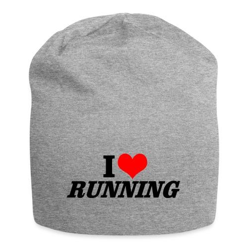 I love running - Jersey-Beanie