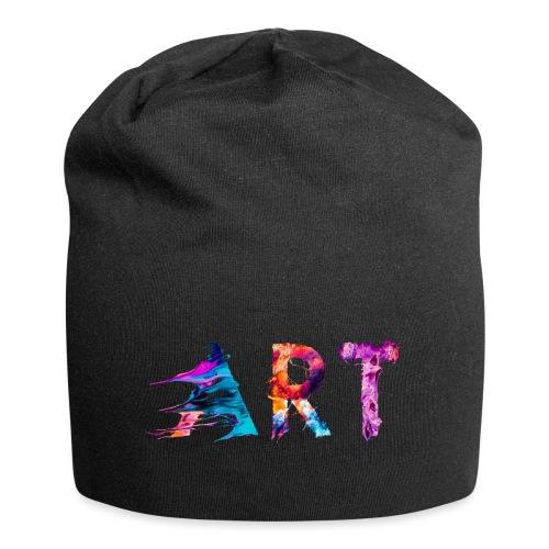 Art - Bonnet en jersey