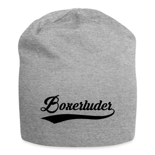 Motorrad Fahrer Shirt Boxerluder - Jersey-Beanie