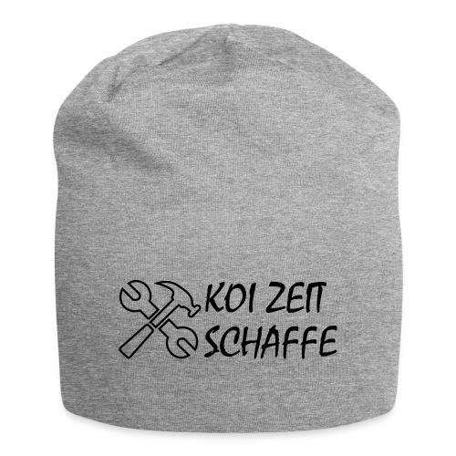 KoiZeit - Schaffe - Jersey-Beanie