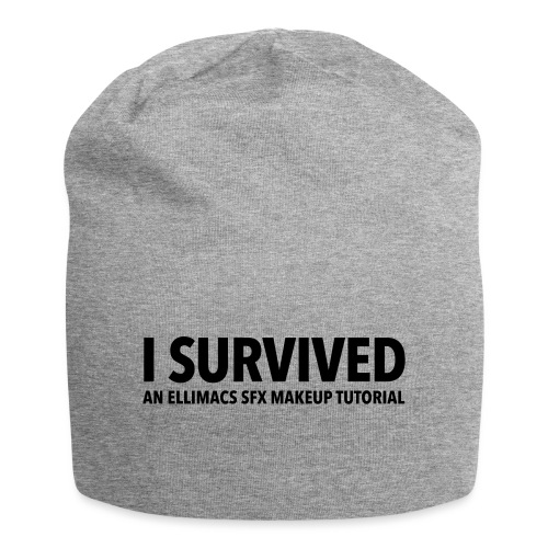 I survived - Jersey Beanie