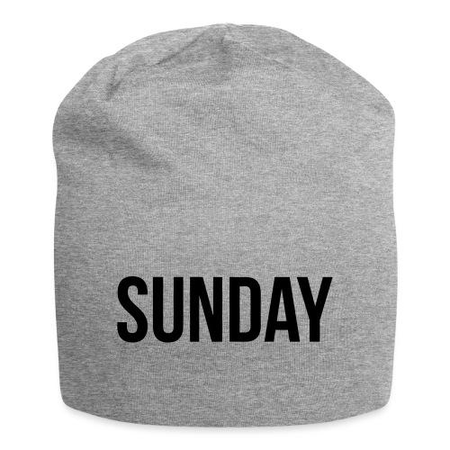 Sunday - Jersey Beanie