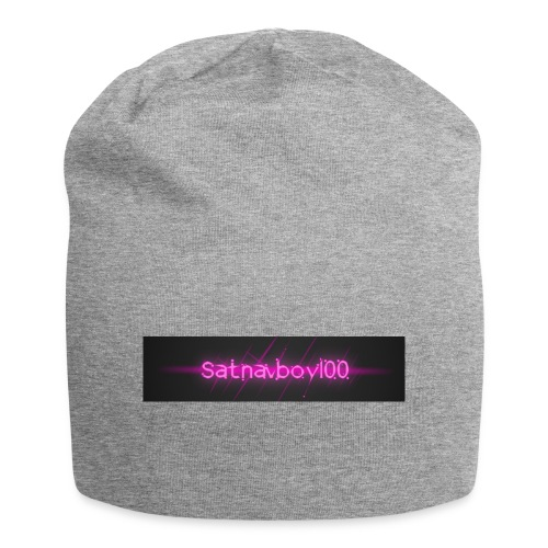 Satnavboy100 Shirt - Jersey Beanie