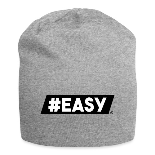 #EASY Classic Logo T-Shirt - Beanie in jersey