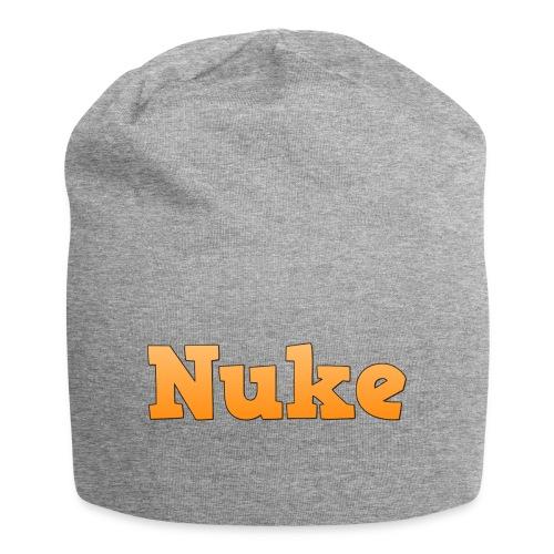 Nuke - Jersey Beanie