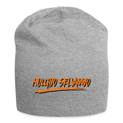 Mucchio Selvaggio 2016 Dirty Orange - Beanie in jersey