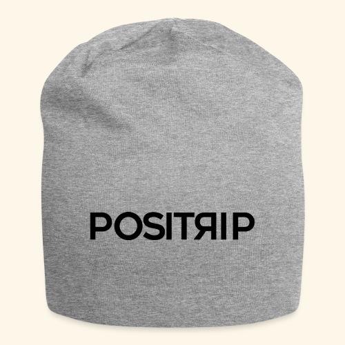 Positrip logo - Beanie in jersey