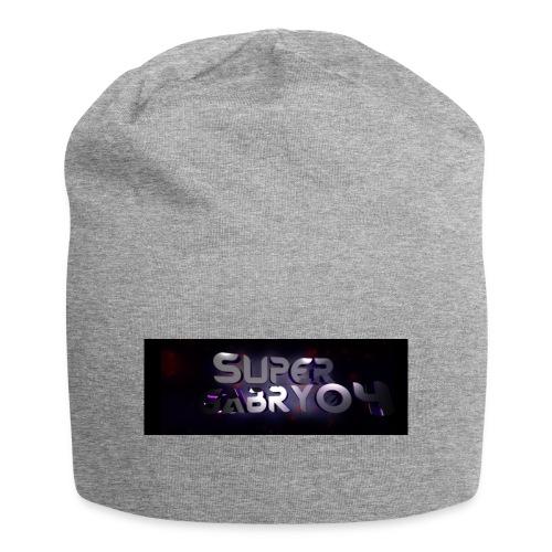 SUPERGABRY04 - Beanie in jersey