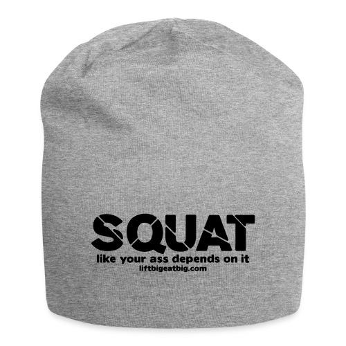 squat - Jersey Beanie