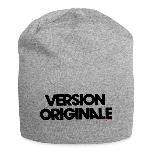 Version Original - Bonnet en jersey