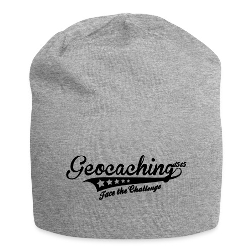 Geocaching - Face the Challenge - Jersey-Beanie