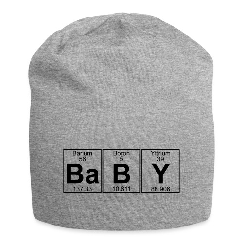 Ba-B-Y (baby) - Full - Jersey Beanie