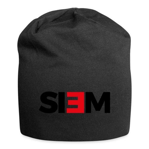 siem_zwart - Jersey-Beanie